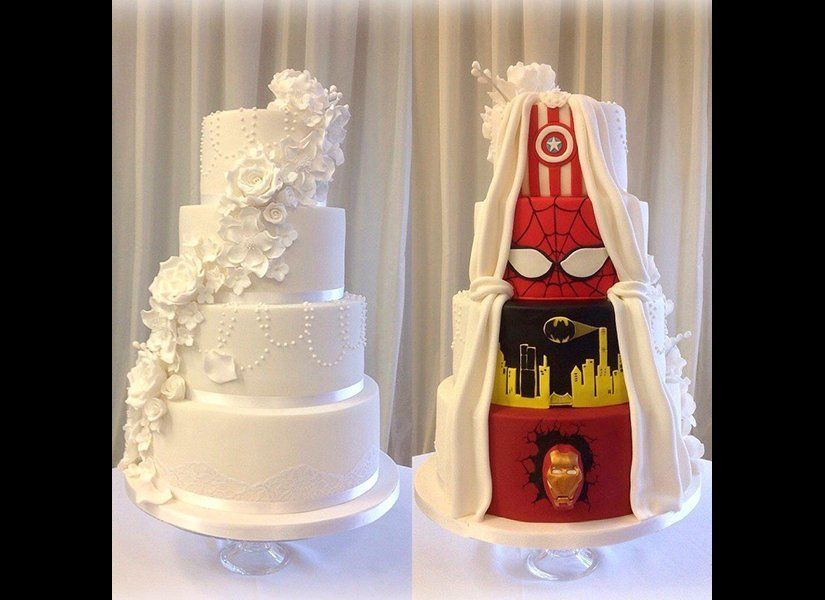 Wedding Cake Ideas.40 Wedding Cake Ideas That Are Totally Steal Worthy Huffpost Life