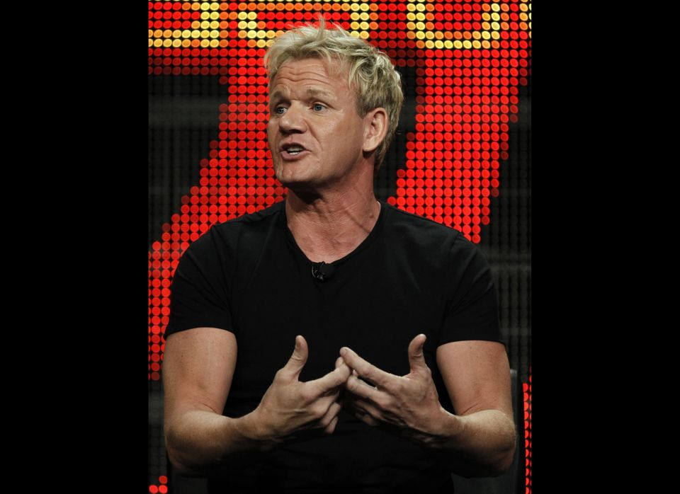 """Chef Gordon Ramsay is one of only a few celebrities who have talked about male factor infertility.  He is <a href=""""https://ww"""