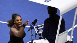 Serena Williams Addresses U.S. Open Controversy In New