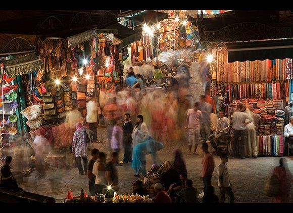 If bartering in a bustling medina sounds like your ideal vacation, Morocco is calling your name. Explore marketplaces, mosque