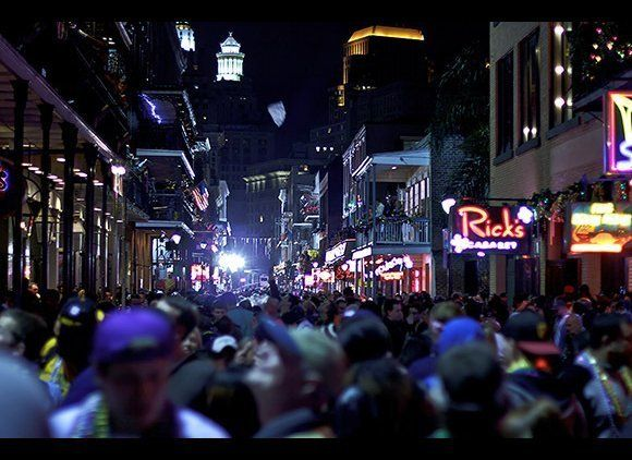 """Bourbon Street. Need we say more?  <br><br> This <a href=""""http://www.smartertravel.com/photo-galleries/editorial/7-places-y"""