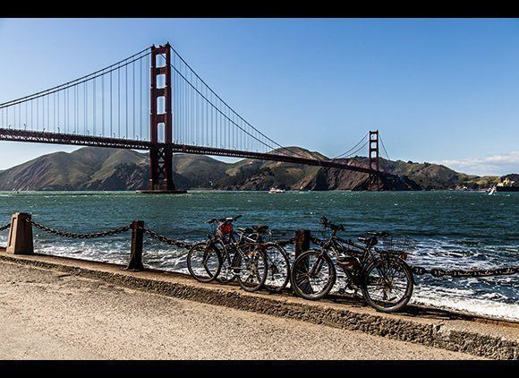 One of California's trendiest cities, hilly San Francisco attracts hoards of young professionals as tourists <em>and</em> res