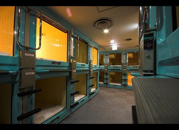 Staying in one of Tokyo's capsule hotels is an experience you're unlikely to find anywhere else, and one you'll want to do wh