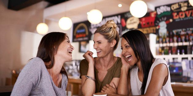 Shot of three friends having fun at a coffee shop togetherhttp://195.154.178.81/DATA/shoots/ic_783597.jpg