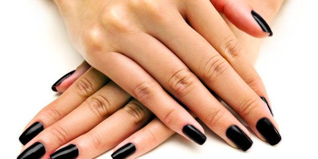7 New Dark Nail Colors To Try This Fall | HuffPost Life
