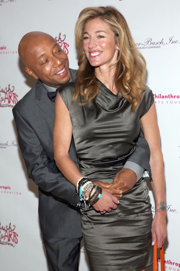 russell simmons ex wife
