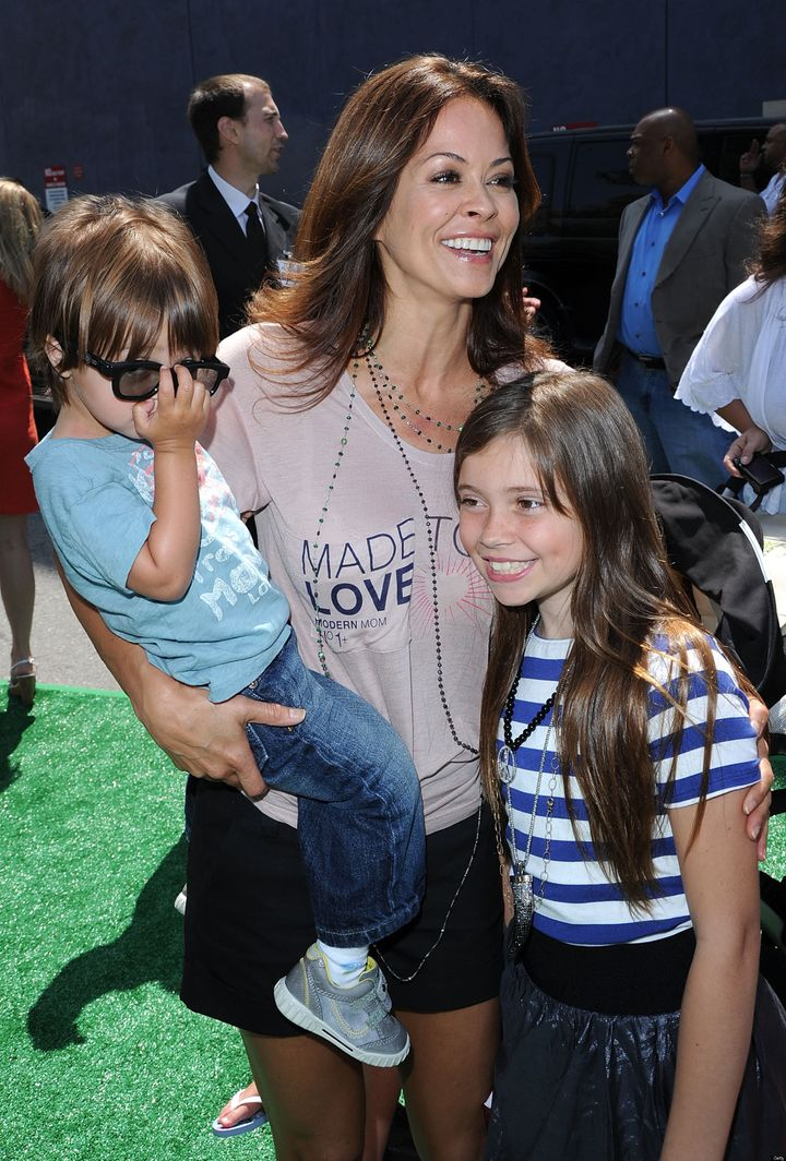 Just listing Brooke Burke's many accomplishments is a little exhausting:  she's the co-CEO of ModernMom.com, the President of maternity outfitter ...