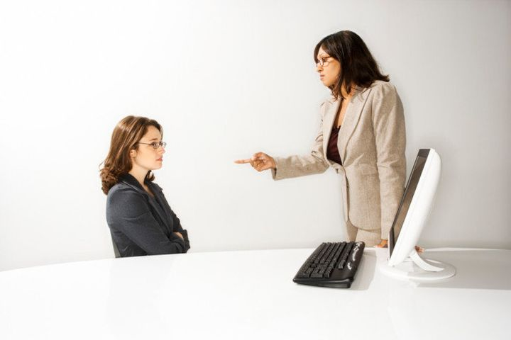 10 Tips for Dealing with Bullies at Work | HuffPost Life