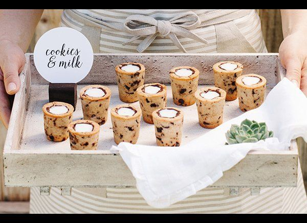 25 Wedding Desserts That Are Far More Exciting Than Cake Huffpost Life