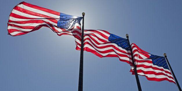 three united states of america...