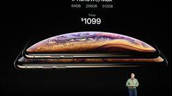 신형 아이폰의 수리가격은 아이패드 프로 한대 가격과