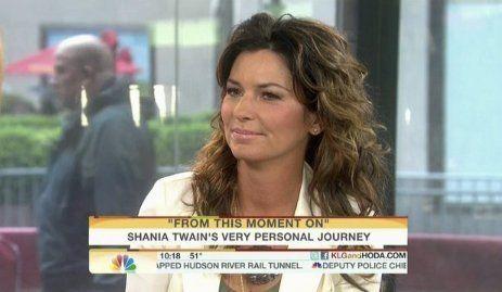 Mutt Lange And Marie Anne Thiebaud Wedding.Watch Shania Twain Talks Affairs Divorce On Oprah Today Show