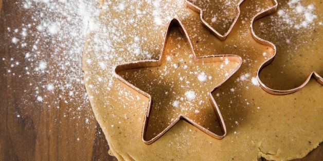 5 Christmas Cookies That No One Will Guess Are Actually Healthy