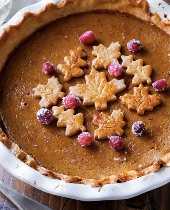 """<strong>Get <a href=""""http://sallysbakingaddiction.com/2014/10/26/the-great-pumpkin-pie-recipe/"""" target=""""_blank"""">The Best Pump"""