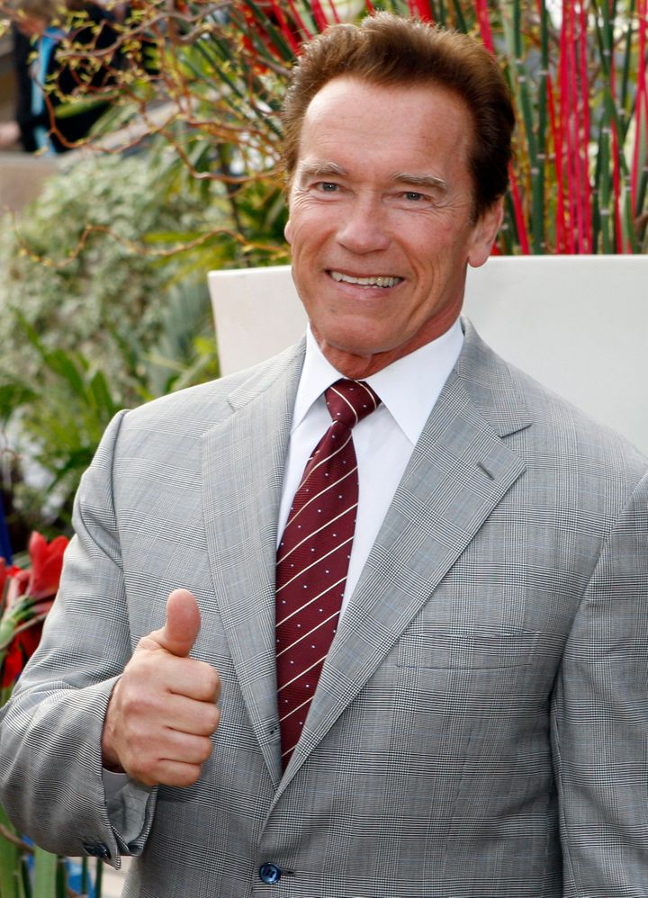 Eve Arnold Perhaps Best Known For Her >> How Did Arnold Schwarzenegger Keep His Cheating Hidden For So Long