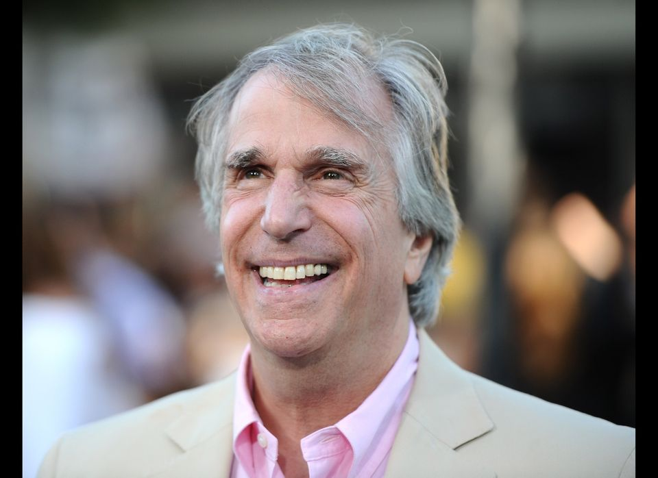 "Forever known by many as The Fonz, the ""Happy Days"" star recently published a series of books with co-author Lin Oliver about"