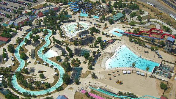 Water Parks In Fresno A Huffington Post Travel Family Fun Guide