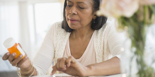 Medications May Cause Dementia, But It Could Be Untreated