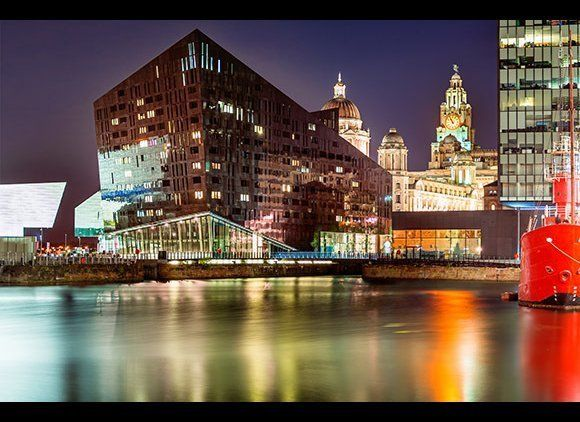 The English port town was a common punch line in jokes about how crummy life was there. Until recently, Liverpool's primary b