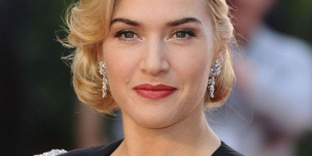 kate winslet arriving for the ...