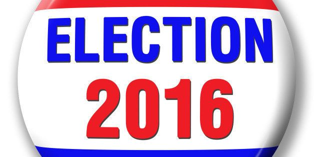 Graphic element for 2016 Elections.