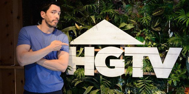 NASHVILLE, TN - JUNE 13:  Property Brothers host Drew Scott appears at the HGTV Lodge during CMA Music Fest on June 13, 2015 in Nashville, Tennessee.  (Photo by Jason Davis/Getty Images for HGTV)