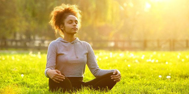 What a 10-Day Meditation Challenge Taught Me About Myself