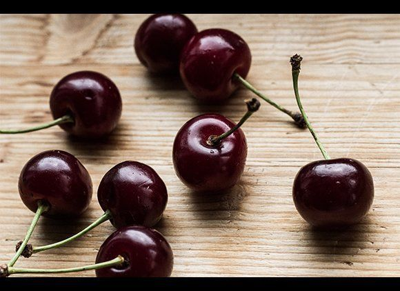 If you have trouble falling asleep on planes, dark cherries are the perfect mid-flight snack. They are a wonderful natural so