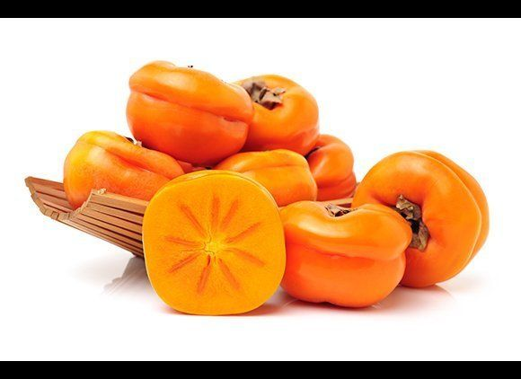 "Persimmons, also known by the Greeks as ""the fruit of the gods"" are extremely tasty and also extremely good for you. These sw"