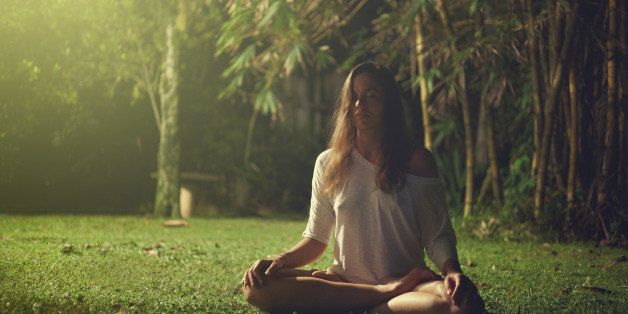 Yoga exercise in Sri Lanka