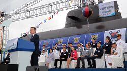 신형잠수함 '도산 안창호'에 일본 매체들이 불편한 심경을 드러낸