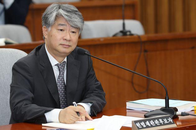 이종석 헌법재판관 후보자가 '동성애'와 관련해 아주 이상한 발언을