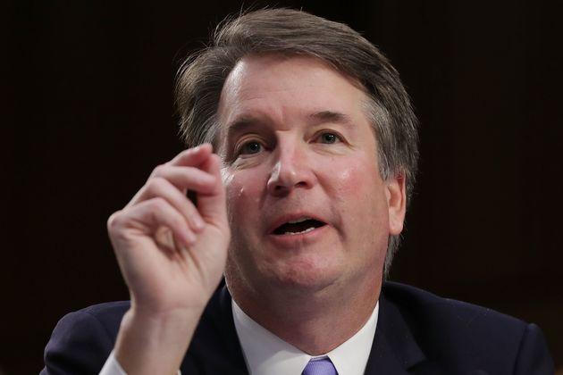 미국 대법관 후보 브렛 캐버노 고등학교 시절 성폭력 의혹이