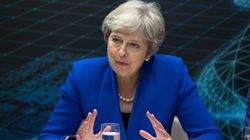Theresa May Warns MPs It's Her Brexit Deal Or No