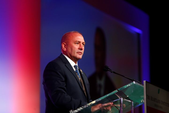Rep. Clay Higgins (R-La.) wants members of Congress to submit to random drug tests.
