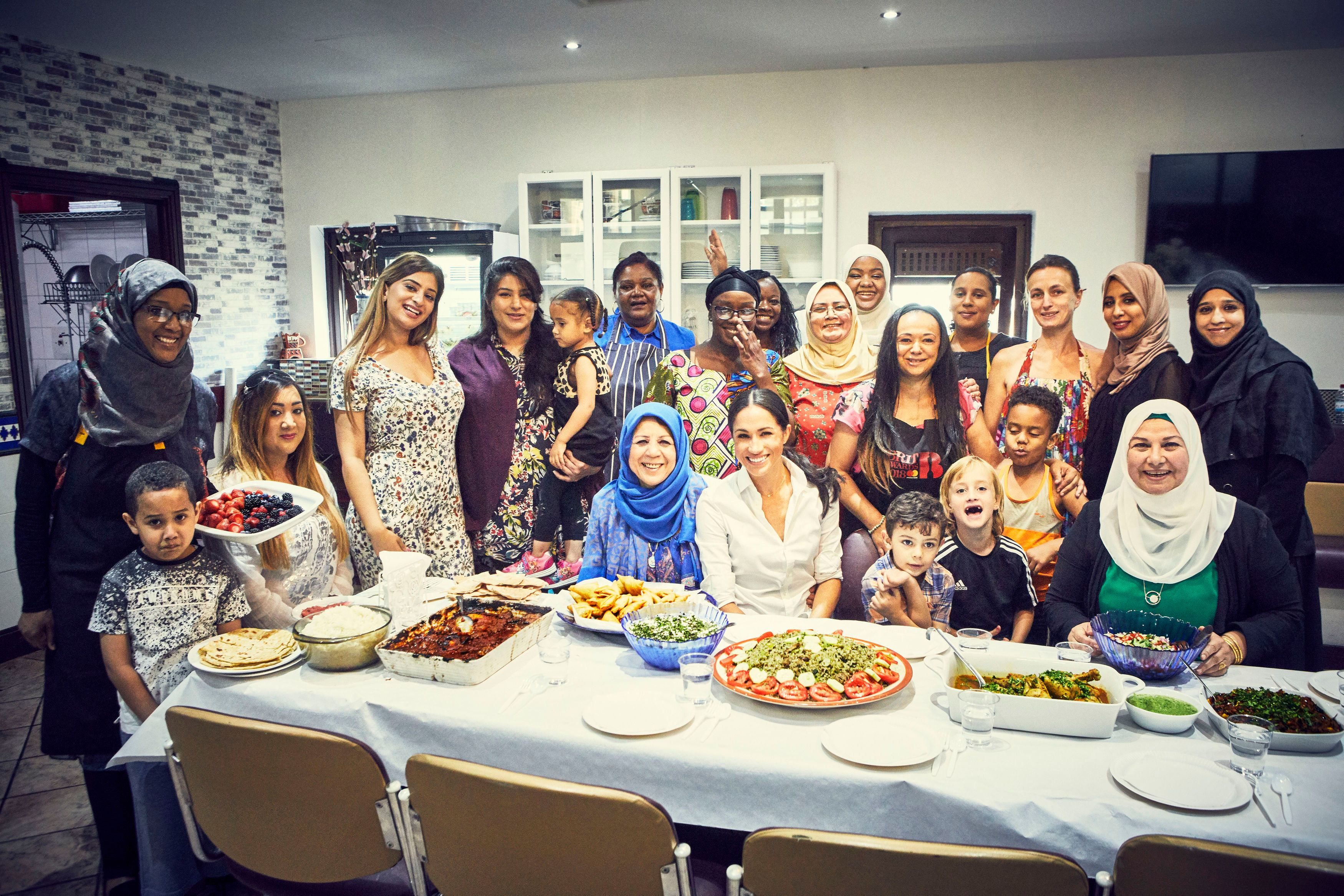 Sample The Grenfell Women's Cookbook Supported By Meghan