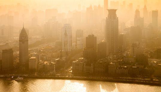 Luftverschmutzung wirkt sich schon auf Babys im Mutterleib