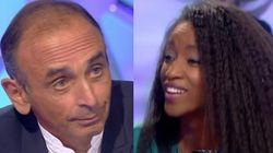"""Hapsatou Sy veut porter plainte contre Zemmour après des """"insultes graves"""" sur le plateau des"""