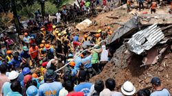 Typhoon Mangkhut Death Toll Mounts As Dozens Of Bodies Pulled From
