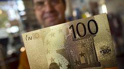 So sehen die neuen 100- und 200-Euro-Scheine