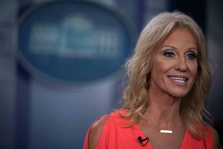 Kellyanne Conway: Kavanaugh Accuser Christine Blasey Ford 'Should Be Heard'