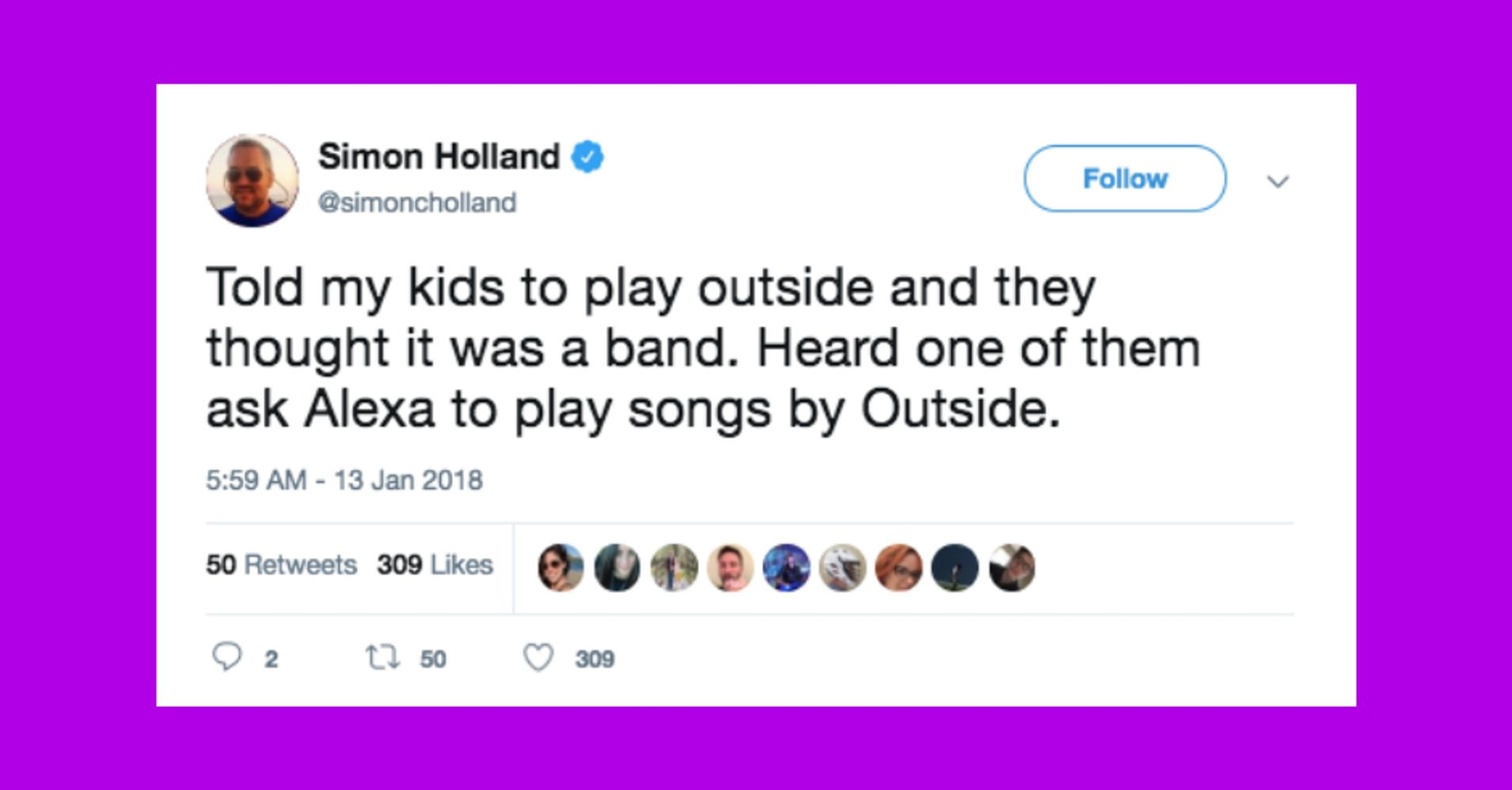 25 Funny Tweets That Capture Parenting In The Age Of Alexa And Siri
