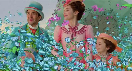 'Mary Poppins Returns' Trailer Brings Magic, Whimsy And Meryl
