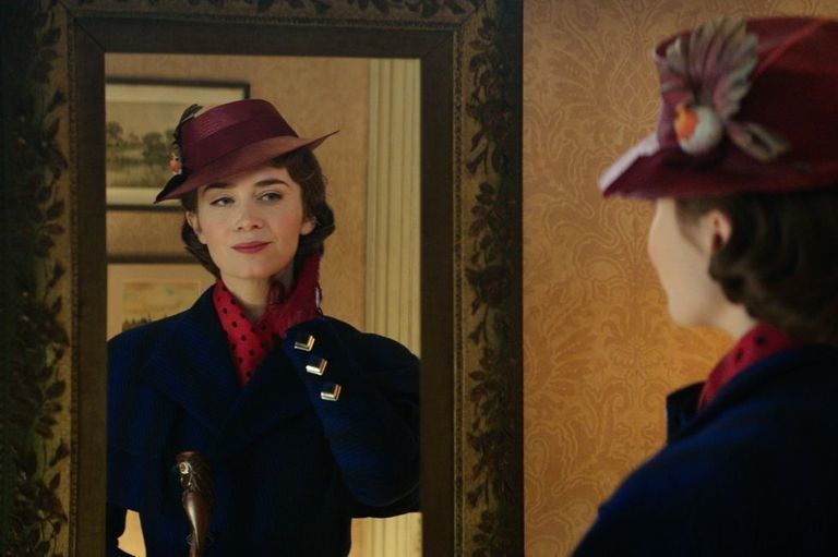 Mary Poppins Returns In The Mary Poppins Returns Trailer | News