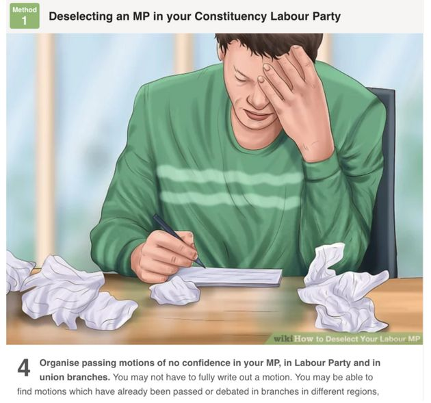 An online guide to unseating Labour