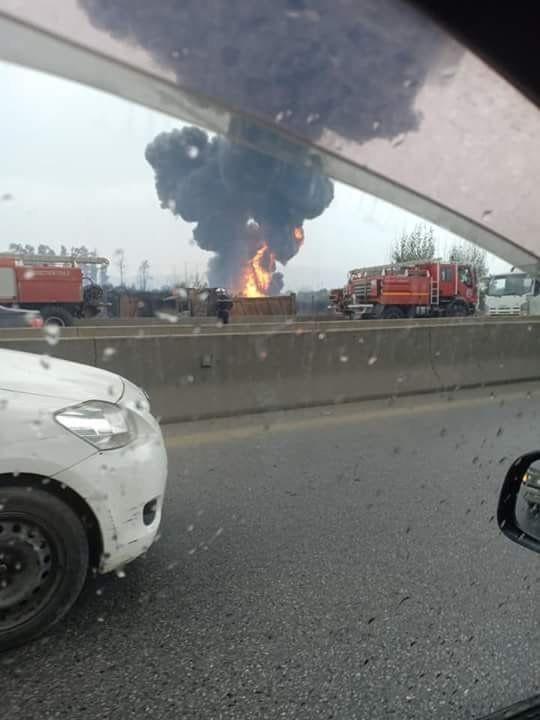 Deux personnes tuées dans l'explosion d'un gazoduc à