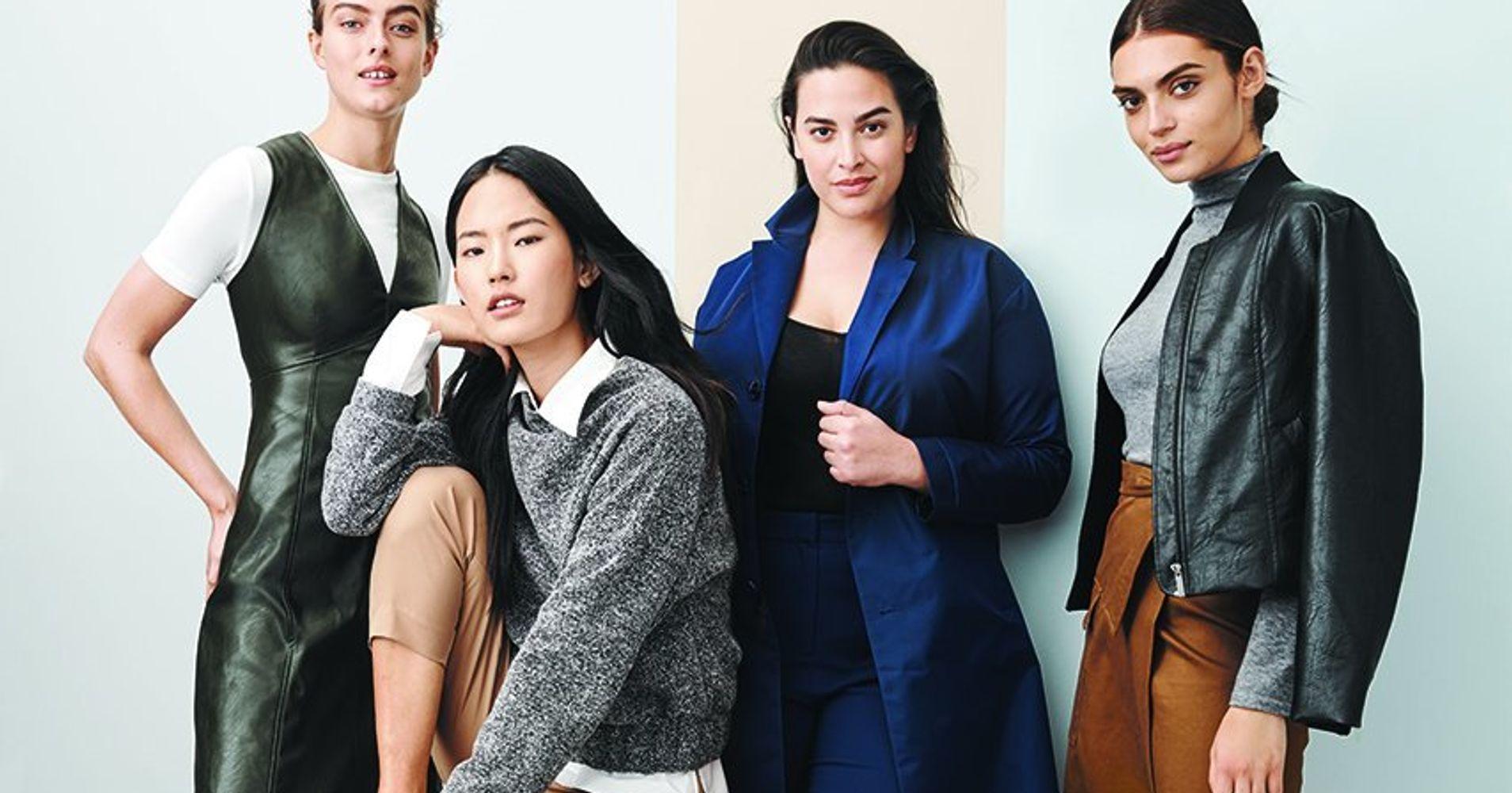 58681917b32 Target's New Fall Clothing Line Looks Like It Belongs At Everlane |  HuffPost Life