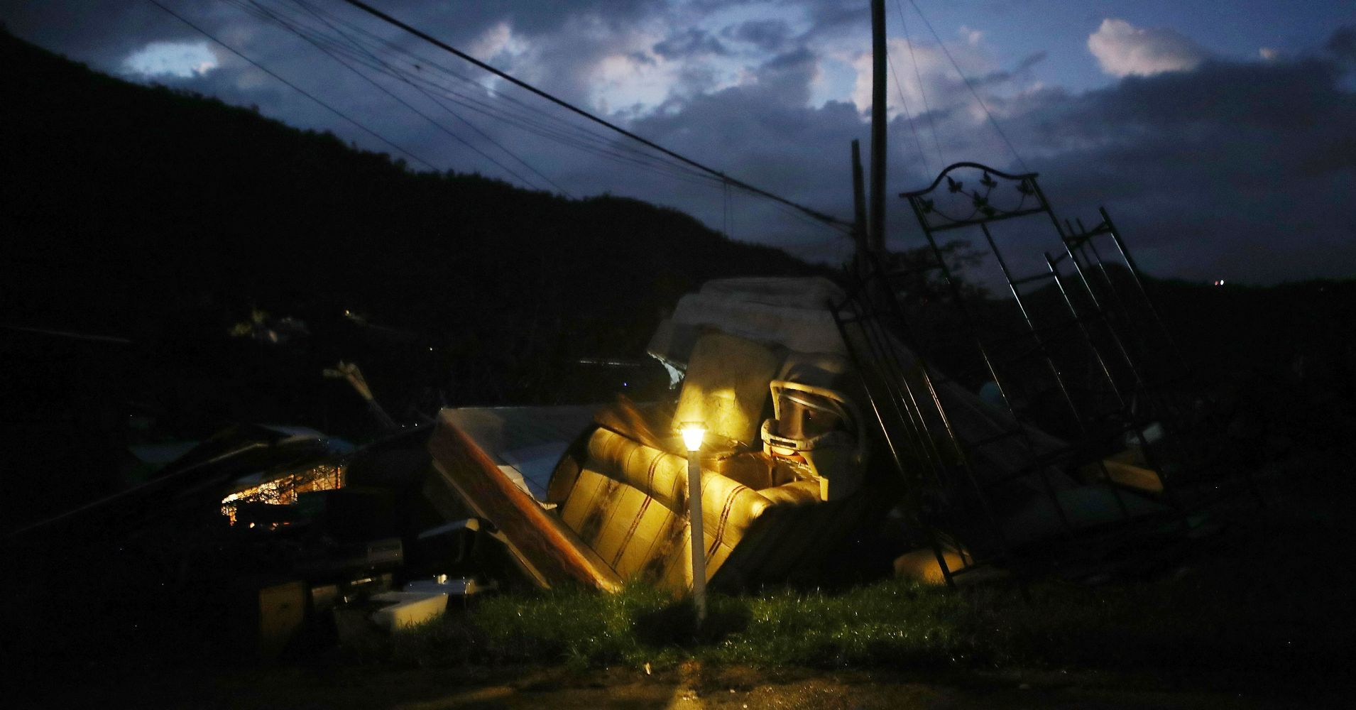 Puerto Rico Could Be A Solar Pioneer, But The GOP ...