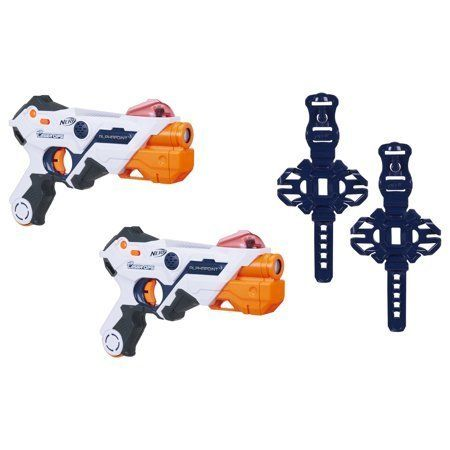 "Get it at <a href=""https://www.walmart.com/ip/Nerf-Laser-Ops-Pro-AlphaPoint-2-Pack/325057549"" target=""_blank"">Walmart</a>, $3"