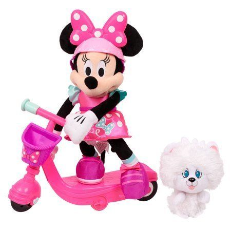 "Get it at <a href=""https://www.walmart.com/ip/Minnie-s-Happy-Helpers-Sing-Spin-Scooter-Minnie-Plush/966243740"" target=""_blank"